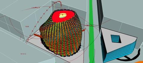 #generative #computational #design #fabrication #bioarchitecturestudio