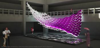 #generativedesign #digitalfabrication #grasshopper #bioarchitecturestudio #gabrielesquivel #davidhernandez