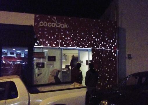 Cocowok Restaurant   San Luis Potosí.