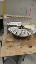 Architectural 3D Printed Model.